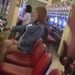 極上ギャル姉さんがパチンコ中に痴漢されてしまい中出しされる動画