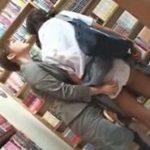 従順なJKをレズ痴漢するのが大好きな大人痴女が図書館やトイレで…