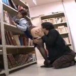 歌のお姉さんのような司書が図書館痴漢レイプされる動画
