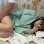 特別な恥じらいを感じる女性患者に容赦ない猥褻施術敢行する整体師エロ動画