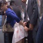 清楚に見える美淑女ほどバスでチカンされると興奮するらしい?